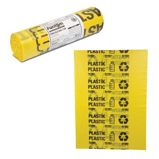 90 Litre Atık Torbası (Plastik)